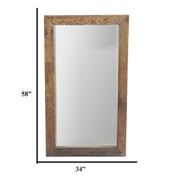 Foundry Select Bardolph Sleeper Full Length Mirror Wayfair