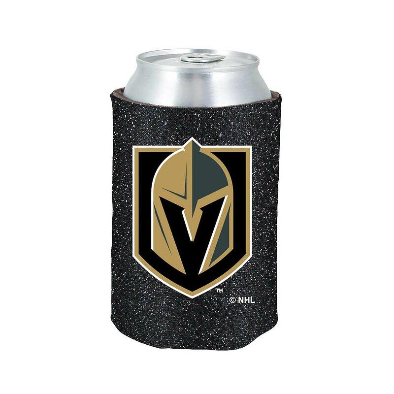Kolder Vegas Golden Knights Glitter Beer Can Cover Wayfair