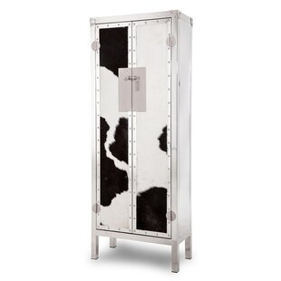 Lucia Storage 2 Door Accent Cabinet by Michael Amini