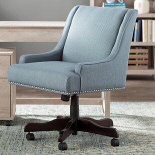 Beachcrest Home Mayhews Mid-Back Desk Chair