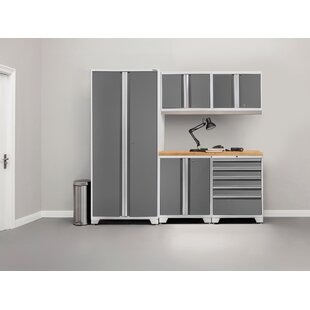 Pro 3.0 Series 6 Piece Storage Cabinet Set by NewAge Products