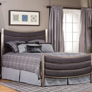 Montego Upholstered Panel Bed by Hillsdale Furniture