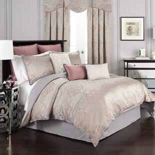 Beautyrest La Salle 4 Piece Comforter Set