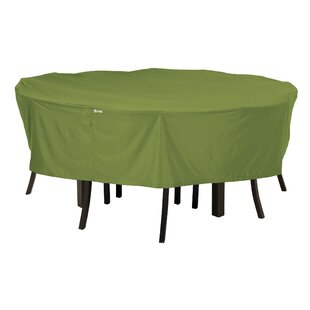 Cristopher Round Patio Dining Set Cover by Lynton Garden