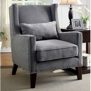 Shopping for Frederika Wingback Chair by Darby Home Co Reviews (2019) & Buyer's Guide