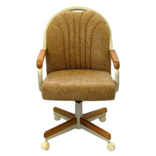 Brandy Arm Chair by Caster Chair Company