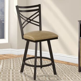 Vonville 30 Swivel Bar Stool Loon Peak