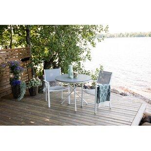 Akia Aluminium Coffee Table By Sol 72 Outdoor