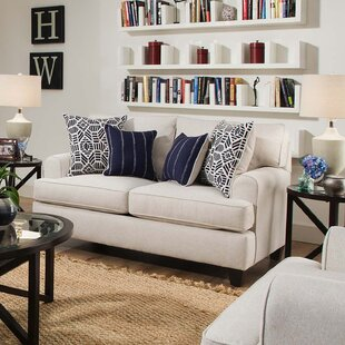 Where buy  Lansford Standard Loveseat by Charlton Home Reviews (2019) & Buyer's Guide