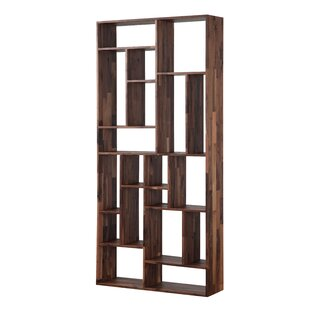 Blevens Geometric Bookcase..