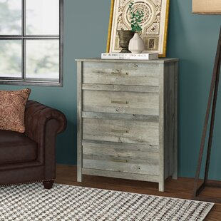Ringgold 4 Drawer Chest by Greyleigh