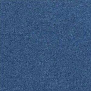 Davis Indigo Futon Ottoman Cover (Machine Washable)
