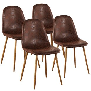 Annice Upholstered Dining Chair (Set of 4)