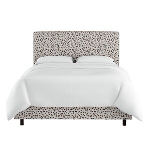 Marksbury Upholstered Panel Bed by Varick Gallery