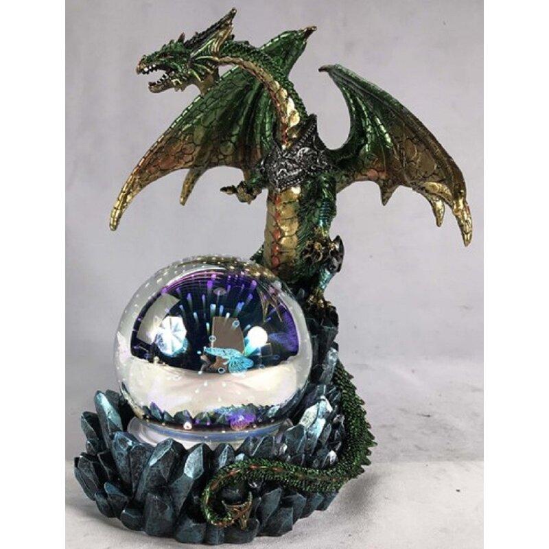 Fc Design Dragon Optic Globe Night Light Wayfair