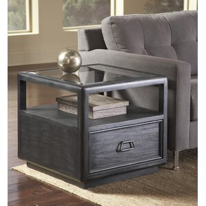 Clarisse End Table by Laurel Foundry Modern Farmhouse