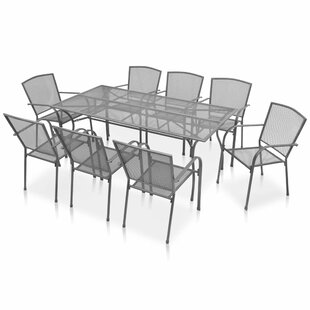 Karratha 8 Seater Dining Set By Sol 72 Outdoor