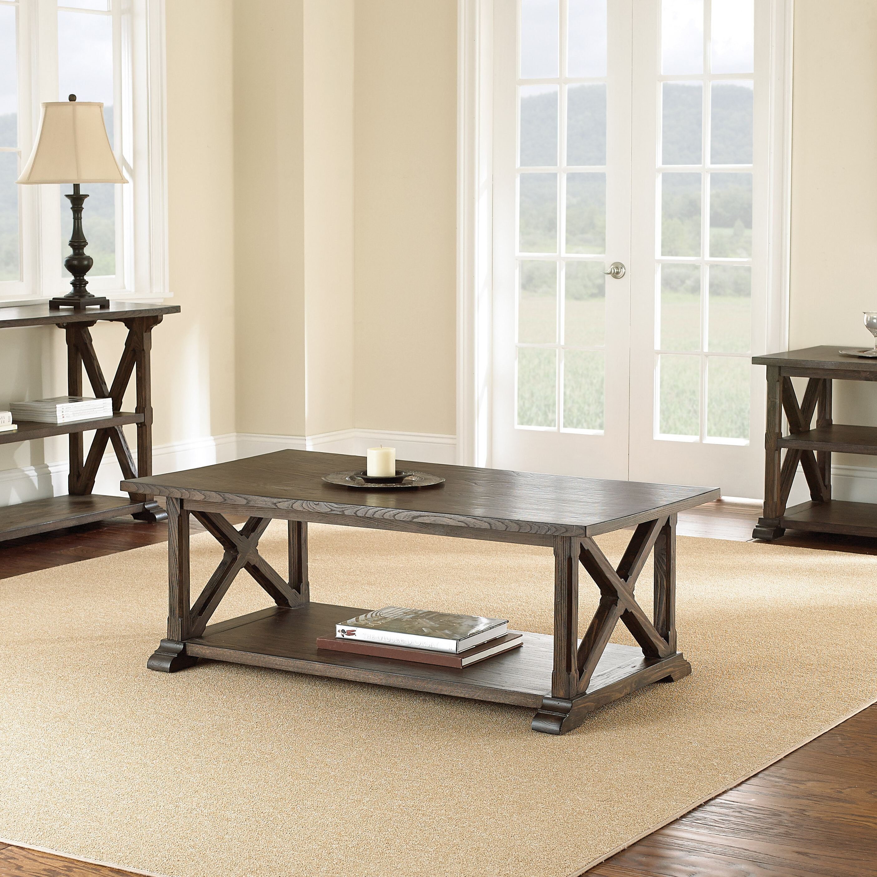 Amazing Steve Silver Furniture Southfield Coffee Table U0026 Reviews | Wayfair
