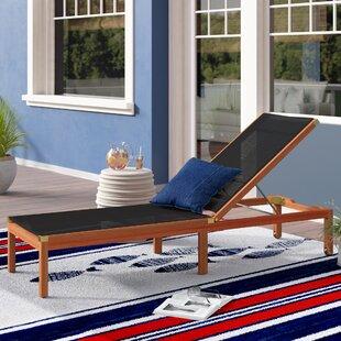 Fann Reclining Chaise Lounge