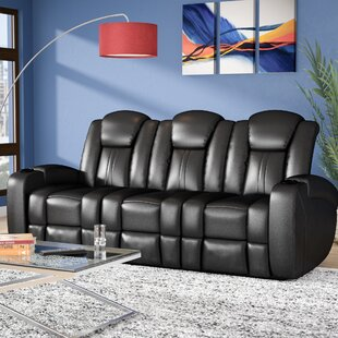 Thornton Reclining Sofa by Latitude Run No Copoun