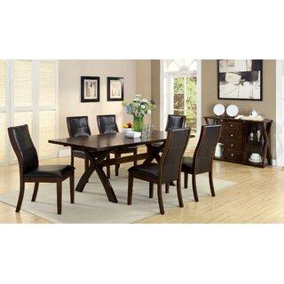 Wellington Upholstered Dining Chair (Set of 2) by Hokku Designs SKU:CD566903 Reviews