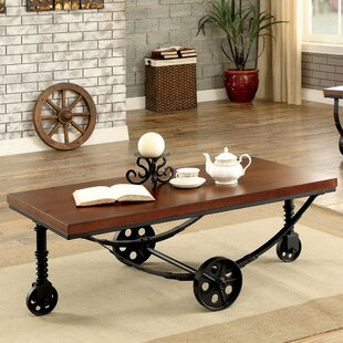 Reviews Pinos Industrial Coffee Table by Trent Austin Design Reviews (2019) & Buyer's Guide