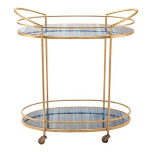 Yentin Bar Cart by Everly Quinn