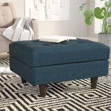 Montecito Tufted Cocktail Ottoman by Langley Street®