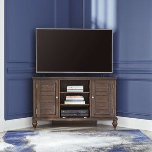 Caitlynn Corner TV Stand For TVs Up To 60