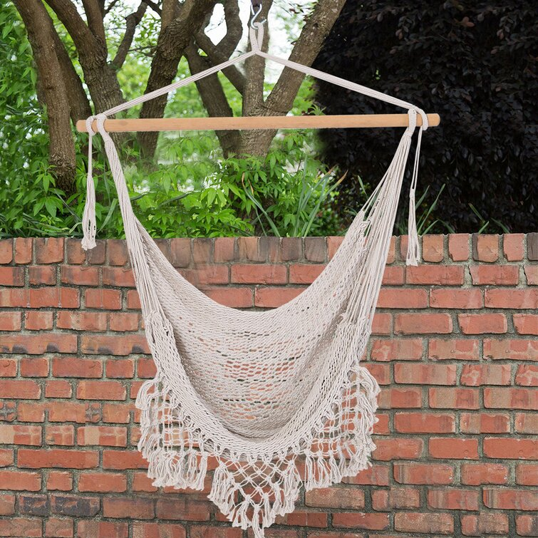 High-Quality Fabric Swing Chair Indoor Outdoor Garden Yard Theme Decoration