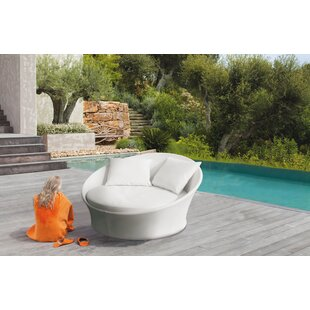 Monette Garden Daybed With Cushion Image