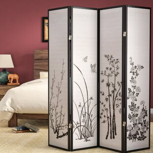 Exceptionnel Vavra 4 Panel Room Divider