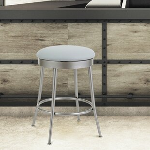 Heitzer 26 Swivel Bar Stool Latitude Run