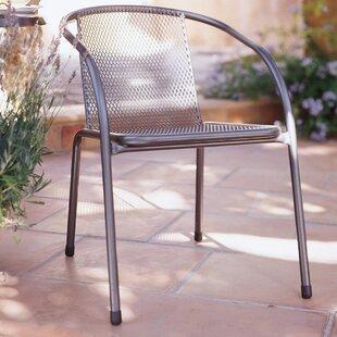 Ellesha Stacking Garden Chair By Sol 72 Outdoor