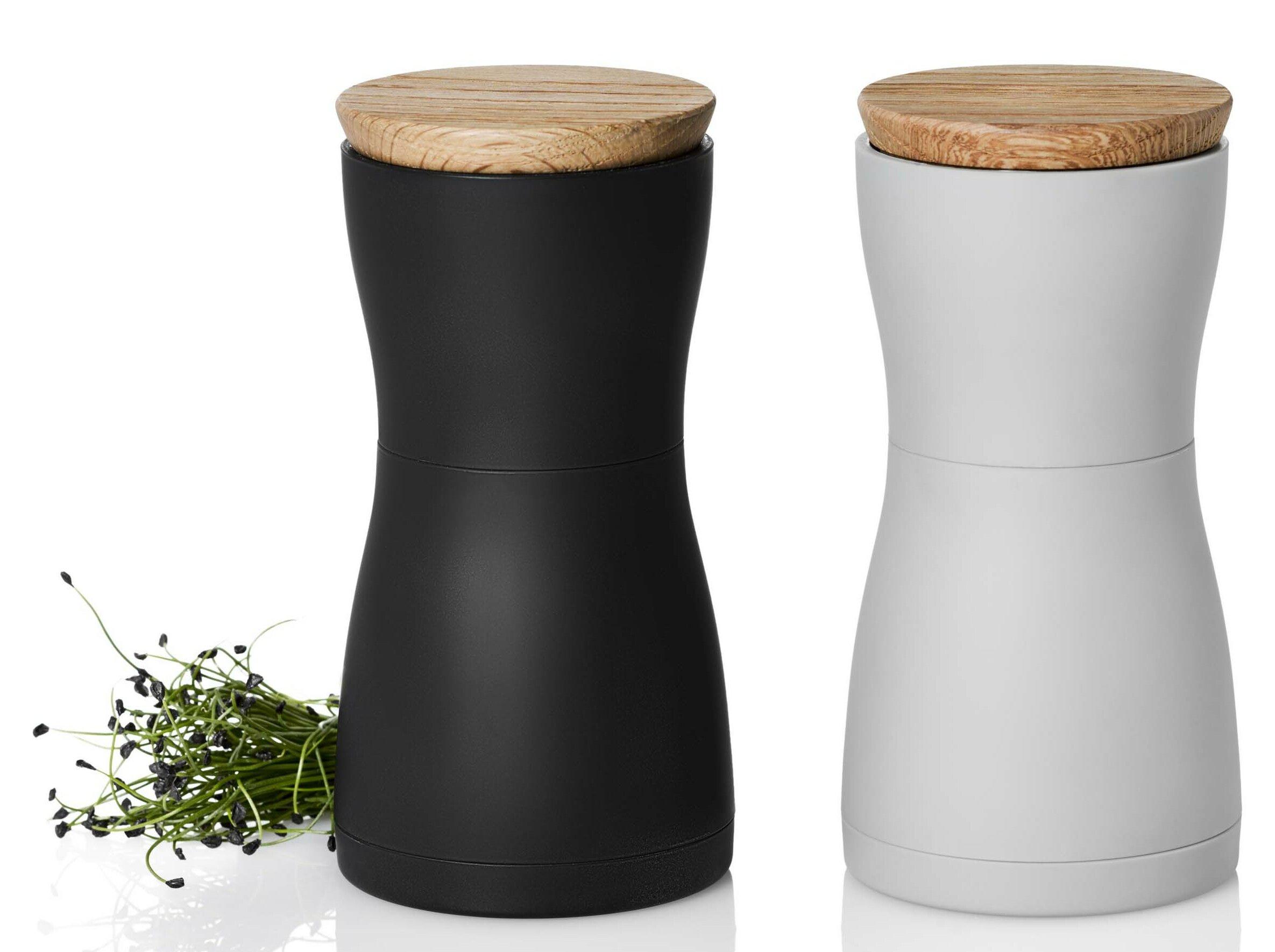 Adhoc Twin Mill Salt And Pepper Grinder Set Reviews Wayfair