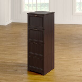 Steadham 4-Drawer Vertical Filing Cabinet