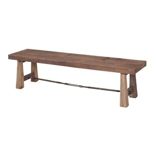 Revere Reclaimed Wood Bench