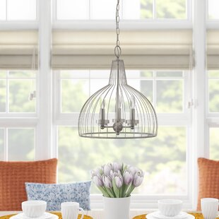 Ivy Bronx Georgie 3-Light Lantern Pendant