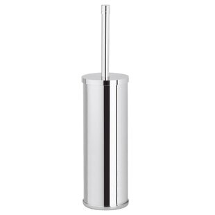 Cubis Plus Free Standing Toilet Brush and Holder by Valsan