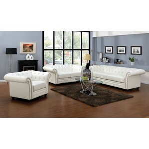 Camden Chesterfield Sofa by ACME Furniture