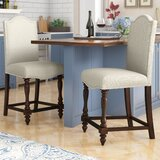 Jordan 24 Bar Stool (Set of 2) by Darby Home Co