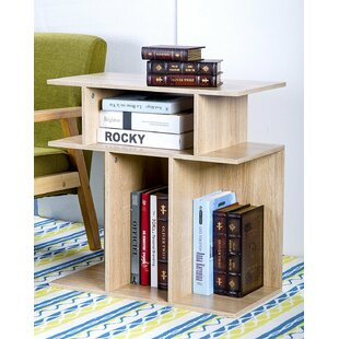 Storage End Table by Merax