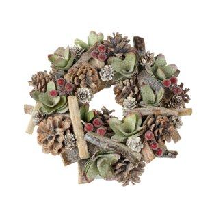10'' Berry Wreath By The Seasonal Aisle