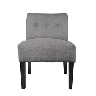 Heaney Slipper Chair by Red Barrel Studio Amazing