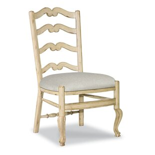 Solid Wood Dining Chair (Set of 2) by Woo..