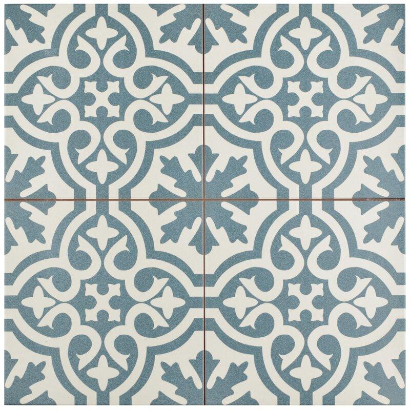 Alameda 17 63 X Ceramic Field Tile In