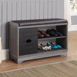 Loon Peak 6 Pair Shoe Storage Cabinet