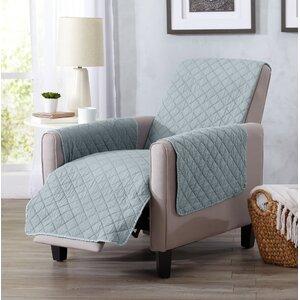 Great Bay Home Box Cushion Recliner Slipcover