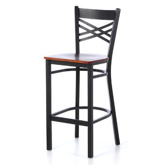 Pleasing Darby Home Co Paulette 24 Bar Stool Reviews Wayfair Pabps2019 Chair Design Images Pabps2019Com