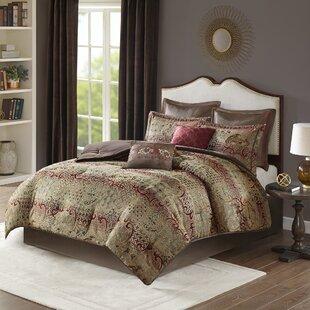 Gonser 8 Piece Comforter Set